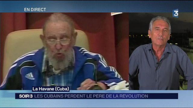 Mort de Fidel Castro : la réaction des Cubains