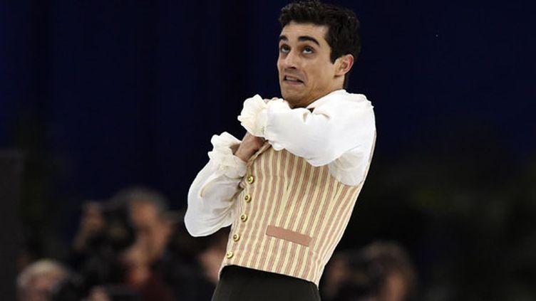 Le patineur Javier Fernandez est le premier champion du monde espagnol