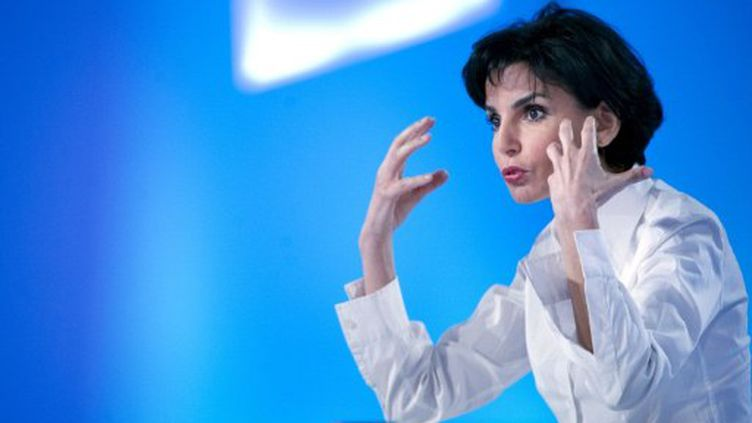 Rachida Dati, maire du VIIème arrondissement de Paris et députée européenne (AFP)