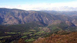 La montagne des Pyrénées-Orientales a accueilli, à Campôme 18 réfugiés l'hiver dernier (JEAN LOUIS PRADELS / MAXPPP)