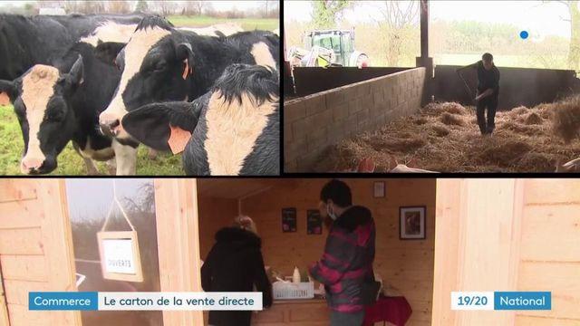 Commerce : la vente directe se développe en France