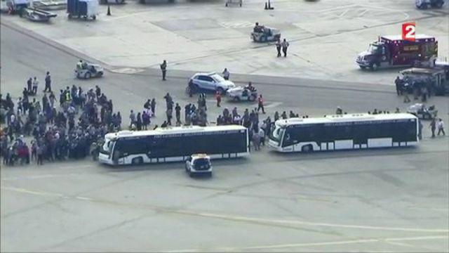Floride : fusillade dans un aéroport