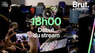 VIDEO. Z Event 2020 : Dans les coulisses d'un record (BRUT)