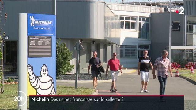 Michelin : des problèmes de compétitivité e selon la direction