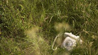 Dans ces communes, le téléphone fixe est le seul moyen d'appelerl'extérieur. (MARCUS LUND / CULTURA CREATIVE / AFP)