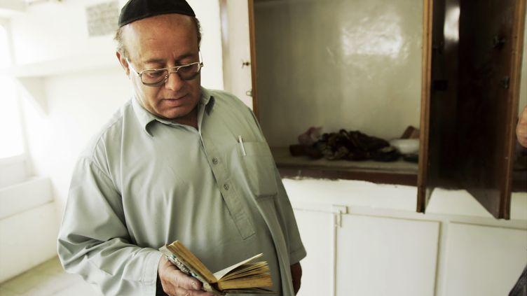 Zablon Simentov à Kaboul (Afghanistan). (NEW YORK DAILY NEWS ARCHIVE / NEW YORK DAILY NEWS)