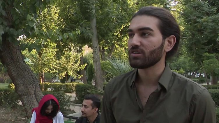 Iran : une partie de la jeunesse se désintéresse de l'élection présidentielle. (FRANCEINFO)
