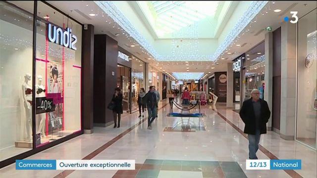 Dordogne : ouverture exceptionnelle des commerces au mois de janvier
