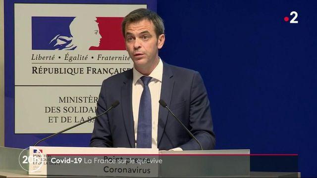 Covid-19 : la France sur le qui-vive