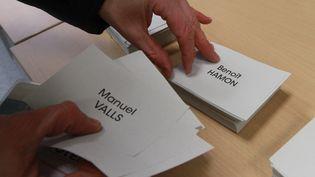 Vote à la primaire de la gauche (illustration). (DAREK SZUSTER / MAXPPP)