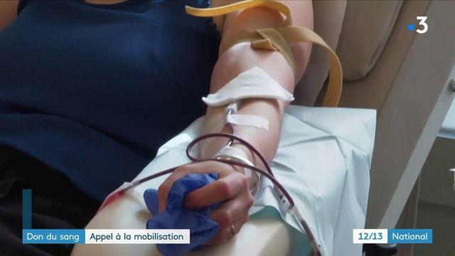 Don du sang : appel urgent à la mobilisation