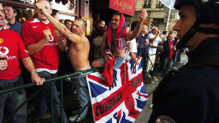 Les fans anglais
