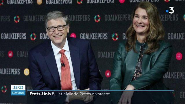 États-Unis : Bill et Melinda Gates ont annoncé leur séparation