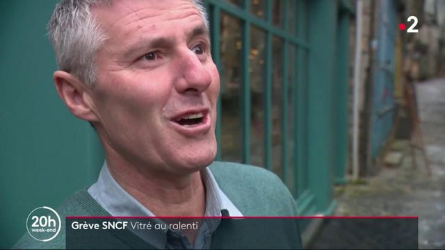 Ille-et-Vilaine : Vitré au ralenti, faute de trains