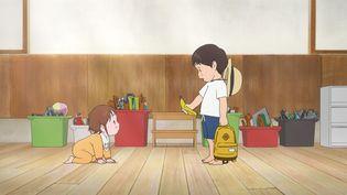 """Miraï, ma petite soeur"" de Mamoru Hosoda  (2018 STUDIO CHIZU )"