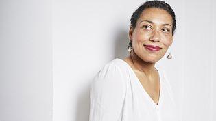 """Estelle-Sarah Bulle, auteure de """"Là où les chiens aboient par la queue"""" (Liana Levi)  (Julien Falsimagne / Leextra / Editions Liana Levi)"""