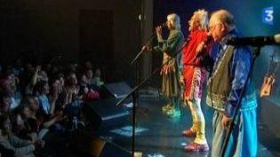 Tri Yann, après l'album, la tournée des 40 ans de carrière  (Culturebox)