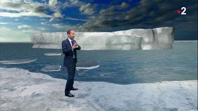 Afrique du Sud : un iceberg géant contre la sécheresse ?