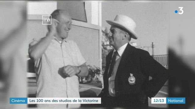 Cinéma : les 100 ans des studios de la Victorine