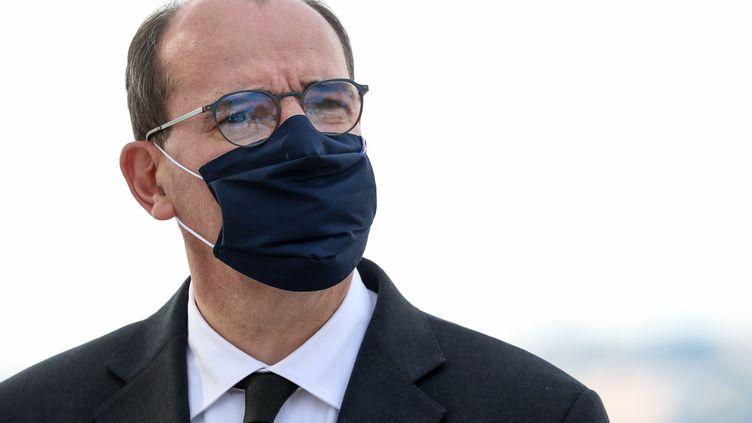 Le Premier ministre Jean Castex, 7 novembre 2020. (VALERY HACHE / AFP)