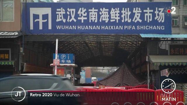 Covid-19 : Wihan, épicentre de la planète en 2020