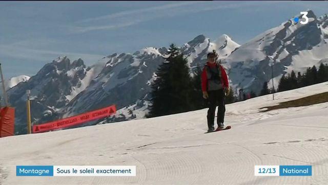 Haute-Savoie : profiter du soleil en montagne