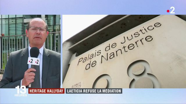 Héritage Hallyday : vers un long feuilleton judiciaire