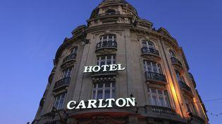L'hôtel Carlton de Lille (Nord). (LUC MOLEUX / REUTERS)