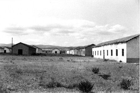 Le camp de Saliers (Bouches-du-Rhône) en 1942  (wikimedia commons)