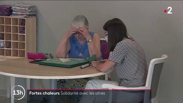 Fortes chaleurs : la commune bretonne de Châteaugiron aux petits soins avec ses ainés
