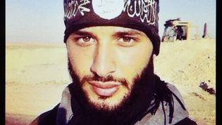 Capture d'écran d'une photographie non datée de Foued Mohamed-Aggad, postée sur Facebook. (MAXPPP)