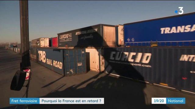 Fret ferroviaire : pourquoi la France est en retard ?