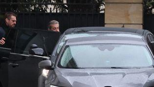 Nicolas Sarkozy, le 17 mars 2021 à Paris. (THOMAS COEX / AFP)