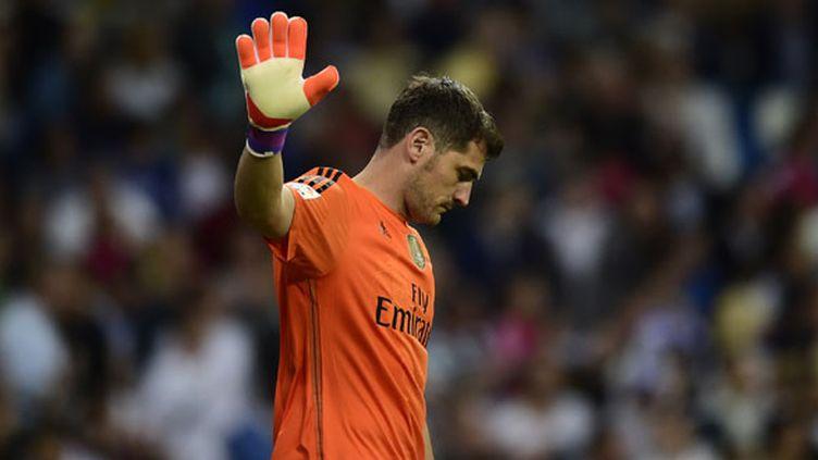 Iker Casillas restera le gardien mythique du Real Madrid ou il a porté les couleurs madrilènes entre 1998 et 2015.