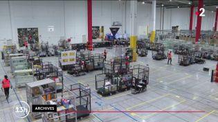 Bonne nouvelle sur le front de l'emploi dans le Pas-de-Calais. L'entreprise Seb a décidé de s'installer à Bully-les-Mines. Détails. (FRANCE 2)