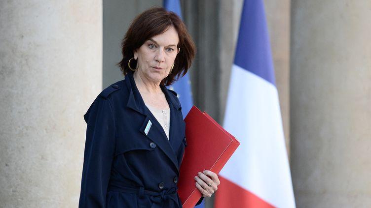 Laurence Rossignol, sénatrice socialiste de l'Oise et ancienne ministre, le 5 octobre 2016. (STEPHANE DE SAKUTIN / AFP)