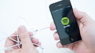 Le groupe suédois Spotify  (Denis Closon/ISOPIX/SIPA)