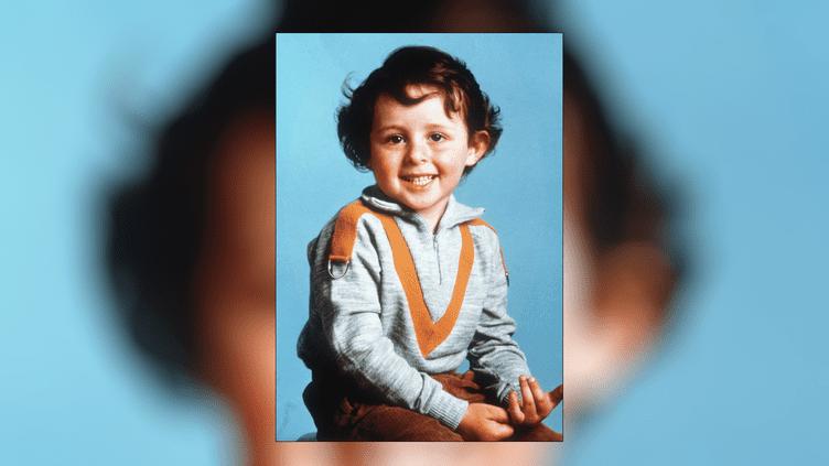 Photo non datée de Grégory Villemin, retrouvé morten octobre 1984. (AFP)