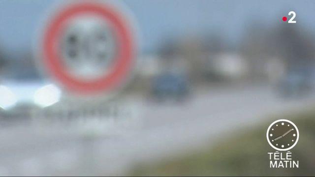 Automobile : 76% des conducteurs contre la limitation à 80km/h