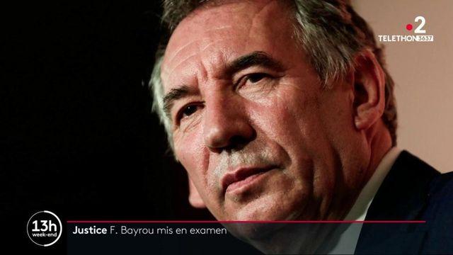 François Bayrou a été mis en examen