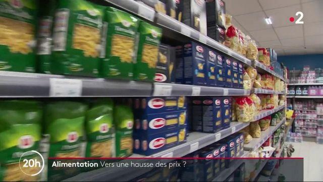 Consommation : la flambée du prix des matières premières touche les entreprises agro-alimentaires