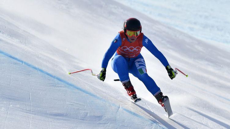 Sofia Goggia a dompté la piste (DIMITAR DILKOFF / AFP)
