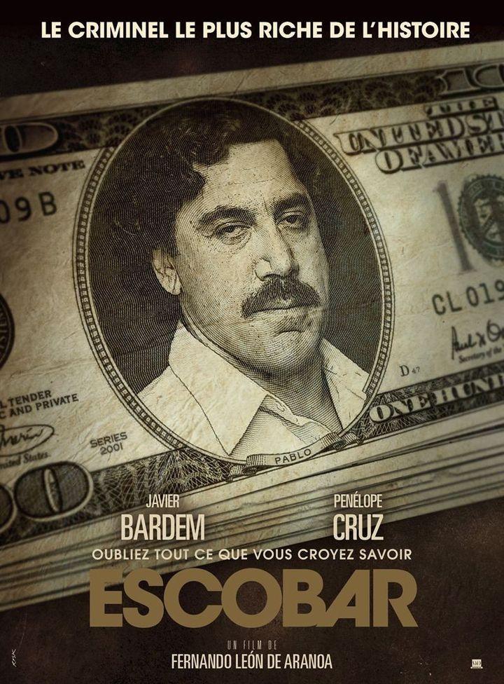 """""""Escobar"""" : une des affiches françaises  (SND)"""