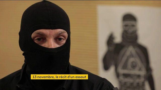 Attentats du 13-Novembre : le récit des policiers de la BRI qui ont mené l'assaut au Bataclan