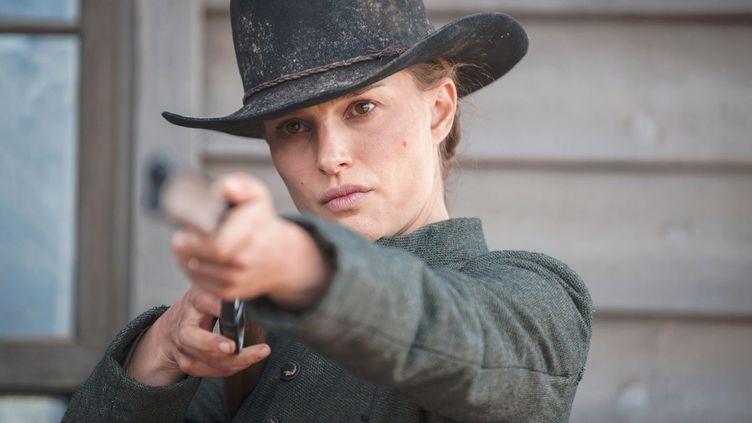 "Natalie Portman dans ""Jane got a gun""  (Mars Distribution)"