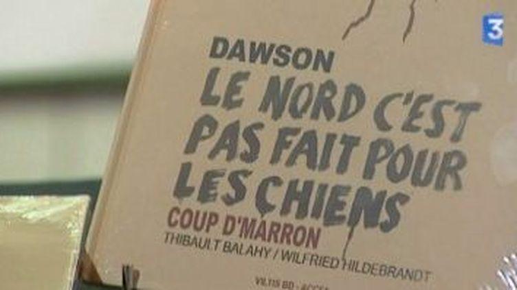 """""""Pour les chiens"""", l'album CD et BD de  Coup d'marron  (Culturebox)"""