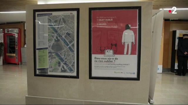 Transports : l'impact de la crise sanitaire sur les nombreux oublis de bagages dans les trains