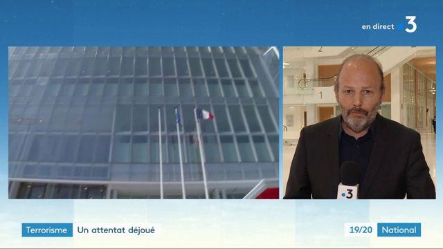 Terrorisme : un attentat déjoué en région parisienne
