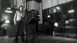 Cali au studio Pigalle  (Christophe Airaud)