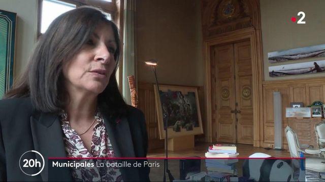 Municipales : la bataille de Paris